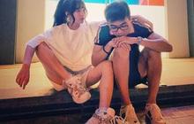 Khám phá tủ giày của tình cũ Linh Ngọc Đàm, hóa ra anh chàng là fan cuồng Yeezy hàng hiệu