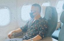 Vừa có tin ca nhiễm Covid-19 mới, Vũ Khắc Tiệp lên luôn máy bay rời TP.HCM, netizen nhắc luôn lại vụ cách ly 5 lần
