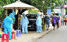 Người làm nail tại Long An nghi nhiễm Covid-19 vì tiếp xúc BN 1347: Đã âm tính lần 1