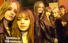 """Knet rần rần vì ảnh Lisa (BLACKPINK) selfie ở sự kiện quốc tế: Visual chấp camera thường, tỷ lệ body """"đè bẹp"""" cả dàn mẫu Tây"""