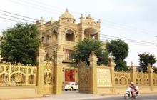"""Cận cảnh căn biệt thự """"dát vàng"""" của đại gia Thiện Soi vừa bị bắt giữ vì hành vi rửa tiền"""