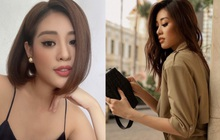 """Hoa hậu Khánh Vân hí hửng khoe tóc ngắn khác lạ, ai dè nhận cái kết đắng từ fan: """"Chị là ai? Tôi không biết!"""""""