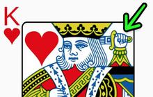 Giải mã bí ẩn bộ bài tây: Ai là kẻ đã giết nhà vua? Đây là câu trả lời