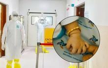 Tình hình sức khỏe của bé trai 1 tuổi nhiễm Covid-19 tại TP.HCM hiện giờ ra sao?