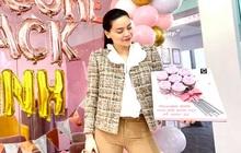 Bị netizen góp ý vì đi làm lại chỉ sau 1 tháng sinh đôi trai gái, Hà Hồ lên tiếng nói rõ luôn và ngay!