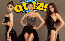 Quiz: Dàn HLV show người đẹp chuyển giới chinh chiến rất nhiều cuộc thi, bạn có nhớ hết?