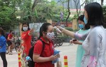 Bộ GD-ĐT yêu cầu tăng cường phòng chống dịch Covid-19 trong trường học
