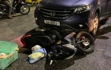 """Vụ xe ô tô """"nuốt"""" xe máy chở thai phụ kéo lê trên phố: Phạt tài xế 46 triệu đồng"""