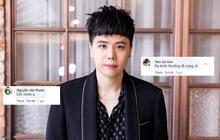 """Trịnh Thăng Bình đau đầu """"cầu cứu"""", hỏi fan có nên ra sản phẩm giữa dịch hay không: Người bảo cứ làm, kẻ khuyên dời ngay và luôn!"""