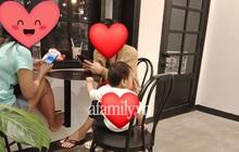 Chỉ một hành động của bà mẹ trong quán cafe ở Đà Nẵng, cư dân mạng đồng loạt khẳng định: Đứa con chắc chắn sẽ lớn lên thành người tử tế