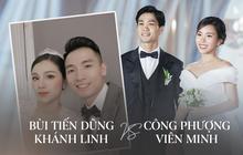 Soi 2 đám cưới Công Phượng và Bùi Tiến Dũng: Tổ chức tận 3 nơi, dàn khách mời khủng và những chi tiết đặc biệt