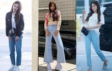 Học Red Velvet cách chọn quần jeans chuẩn theo từng vóc dáng để giấu nhược điểm, hack chiều cao tối ưu