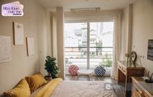 Review nhà thuê ở Đống Đa, Hà Nội: Phòng rộng 15m2 nhưng tiện ích không thiếu thứ gì, lại được decor xinh hết sức