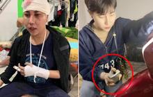 """Thánh TikToker """"chịu không chịu thì thôi"""" rửa xe SH bằng nước hoa, netizen thắc mắc: Có khi đồ """"pha ke"""" nên không sợ hao!"""