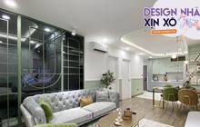 """Chồng mua căn hộ 71m2 tặng vợ, chi 900 triệu thiết kế với tông pastel siêu """"cưng"""""""