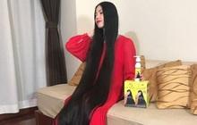 Cô gái Nhật sở hữu mái tóc dài 1m78 sau 15 năm không cắt và câu chuyện thú vị về những nàng Rapunzel đời thực