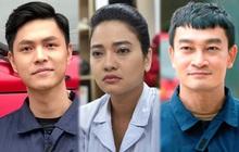 """Dàn cast Lửa Ấm chia sẻ về loạt """"sạn"""" nghiệp vụ trên phim: Kịch bản còn khá sơ sài, các nhân vật không ai hoàn hảo cả"""