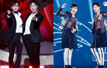 """Style kì lạ của """"2 vị thần phương Đông"""" TVXQ: Ở Hàn luôn bảnh choẹ, sang Nhật thành siêu sến nhưng lại được khen thế mới chuyên nghiệp"""