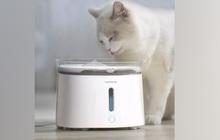Xiaomi ra mắt máy lọc nước cho thú cưng: An toàn, vận hành êm ái, dễ vệ sinh, giá 1,1 triệu đồng