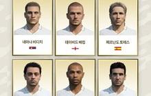 Hàng loạt ICON mà game thủ ước ao đã cập bến FIFA Online 4: Beckham, Torres... đều có đủ