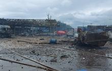Một người Việt tử vong, 5 người bị thương trong vụ cháy nổ kinh hoàng ở Lào