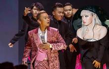 """Binz cuối cùng đã chia sẻ về màn phát """"cẩu lương"""" công khai đầu tiên với Châu Bùi tại Fashion Week: Nghe sao thấy lươn lẹo quá?"""