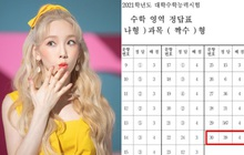 """""""Đu idol"""" và cái kết bất ngờ: 1 fan đi thi đại học và bí đáp án, cuối cùng đỗ luôn nhờ """"thần giao cách cảm"""" với Taeyeon?"""