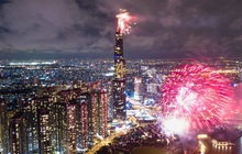 TP.HCM xin bắn pháo hoa chào mừng Tết Dương lịch 2021