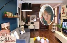 Nữ diễn viên nổi tiếng sống trong căn hộ chỉ 60m2 nhưng cách bài trí thông minh khiến fan thả tim ầm ầm