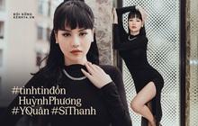 Tình tin đồn của Huỳnh Phương: Chị Sĩ Thanh xinh mà, nhưng con gái không ai thích bị so sánh đâu!