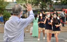 Sở GD&ĐT Hà Nội: Học sinh phải đeo khẩu trang từ nhà đến trường