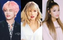 50 album hay nhất năm 2020: BTS được đánh giá cao hơn cả The Weeknd và Ariana Grande, Taylor Swift top 1 hoàn toàn xứng đáng!