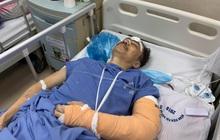 """Vụ người đàn ông rơi từ tầng 2 thang máy chung cư xuống đất ở Hà Nội: """"Ngã một chỗ đã đau rồi nói gì rơi từ trên cao xuống, gia đình sẽ yêu cầu làm đến cùng vụ việc"""""""