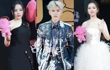 """Dàn sao Hoa ngữ đổ bộ thảm đỏ Migu Music Awards 2020: """"Tình tin đồn của Lisa"""" Thái Từ Khôn chiếm trọn """"spotlight"""" nhờ mái tóc bạch kim thần thánh"""