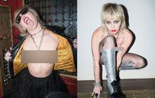 """Miley Cyrus gây ra """"cơn địa chấn"""" với bộ ảnh tạp chí phản cảm đến đỉnh điểm, choáng nặng khi xem đến hình khoe 100% vòng 1"""