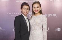 """Tuấn Dũng trang điểm khác lạ, tình tứ cùng Lê Lộc tại thảm đỏ tuần lễ thời trang, lẽ nào đã """"cưa đổ"""" crush?"""