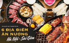 6 quán nướng thỏa mãn cơn thèm thịt hai đầu HN - SG: Bạn thân hỡi iPhone 12 không có chứ bao ăn một bữa chả lẽ không?