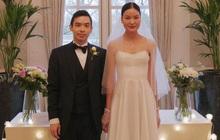 Á quân Next Top Chà Mi bất ngờ tung ảnh cưới tại Anh Quốc: Nàng mẫu diện váy cưới giản dị, đầy rạng rỡ bên bạn trai gốc Hoa