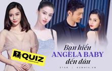 """Quiz: Mê mệt Angela Baby cũng chưa chắc trả lời đúng 8/10 câu hỏi này, """"khoai"""" nhất là thông tin hình xăm ở vị trí nhạy cảm!"""