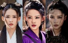 """Lý Thấm một mình cân đẹp 4 kiểu nữ chính ở Lang Điện Hạ: Từ em gái nhà bên đến nữ cường """"hắc hóa"""" đỏ cả mắt"""