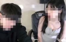 Nữ streamer xinh đẹp tố bị đồng nghiệp quấy rối, hết cưỡng hôn rồi lại đụng chạm vòng một