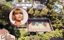 """Taylor Swift xứng đáng là """"bà trùm bất động sản"""" với  8 căn biệt thự, cái đắt nhất tận 25 triệu USD"""