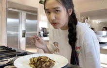 """Tai nạn bếp núc chẳng chừa một ai: Lâu lắm mới trổ tài nhưng cái kết dành cho Jenny Huỳnh """"fail"""" quá"""