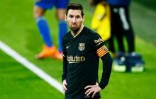 """Messi và đồng đội """"tịt ngòi"""", Barcelona thua đau đội bóng mới lên hạng"""