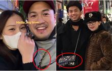 """Chi tiết nhỏ xíu khiến 2 thiếu gia nhà tỷ phú Jonathan Hạnh Nguyễn """"hạ gục"""" cả bồ lẫn hội fangirl"""