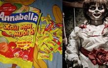 """Vào tiệm tạp hóa mua kẹo, cô gái """"chết đứng"""" khi thấy cái tên đã bị """"nhái"""" rùng rợn, cả bịch 50 viên mà chỉ ăn có 1 miếng rồi bỏ hết đi"""