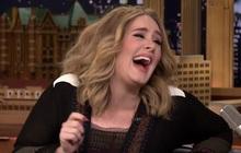 """Adele vượt 180 """"kiếp nạn"""" từ quản lý để đăng nhập vào Twitter với mục đích duy nhất: like video trai đẹp cởi trần cực """"mlem"""" hát hit của mình!"""