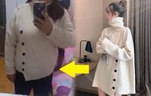 Đắng lòng phận mua hàng online: Mẫu diện như tiên nữ giáng trần, mình diện như bang chủ Cái Bang