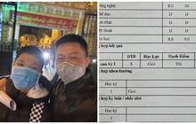 Thấy có lỗi vì bỏ bê, ít để ý xem con học thế nào, BTV Quang Minh ngỡ ngàng khi cầm tờ kết quả học tập của con trai