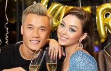 Bùi Tiến Dũng nhận nguồn động viên lớn từ bạn gái mẫu Tây trước mùa giải 2021
